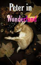 Peter in wonderland. [Spideypool- Super Family] by Pumkin-chan