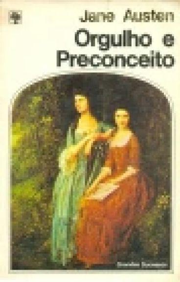 Orgulho e  Preconceito-Jane Austen