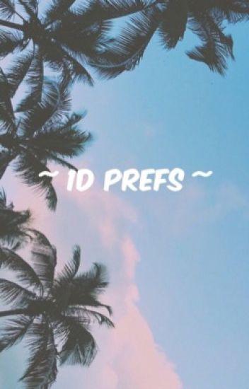 One Direction Interracial Prefences