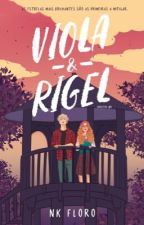 Viola e Rigel - Opostos 1 by NKFloro