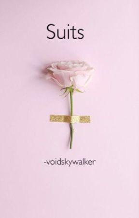 Suits➯ Kingsman  by -voidskywalker