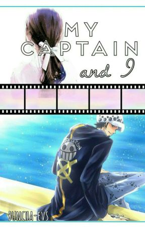 My Captain and I (A One Piece Fanfic) by buncha-evs