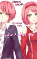 ¿Quien diablos soy? by Ayameri