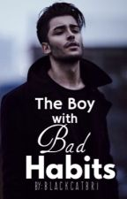 The Boy with Bad Habits by blackcatbri