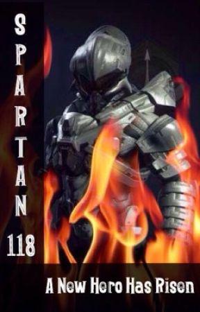 Spartan 118                                                      (Halo Based) by Spartan_Steele