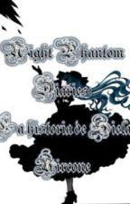 CHAOS SOUL Siela Vircone: Night Phantom (En rediseño) by YoruPhantomhive