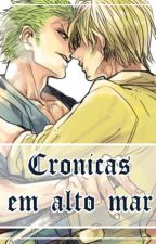 Cronicas em Alto Mar by YokumbiRogers