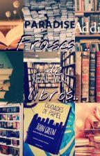 Frases de libros by Fernanda6a