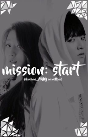 mission: start 『 rewriting 』 by lovelinus_ARMY