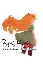 Star vs The Forces Of Evil Besties by Krypxtonite