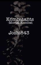 Kombatants ~Mortal Kombat by Joshi843