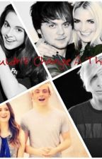 Wouldn't Change a thing. A Raura and Rinessa and Rydellington Fanfic. by RikersBase