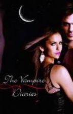damon salvatore a love story vampire diaries by JakirraHobley