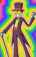 (Superjail!) The Warden X Reader by Jinx_Ivory