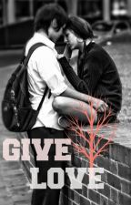 Give Love by aninditanbl