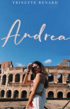 Andrea   ✔️  WORDT GEPUBLICEERD by leostearny