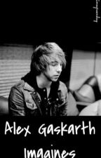 Alex Gaskarth Imagines by alltimegreenday