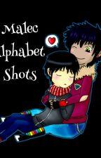 Malec Alphabet Shots by GodOfGlitter