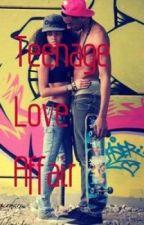 Our Teenage Love Affair by BriannaFlyChick