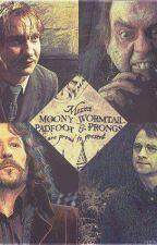 La storia dei Malandrini di Hogwarts [SOSPESA] by Fiera_Mezzosangue