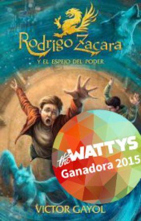 Rodrigo Zacara y el Espejo del Poder by victorgayol