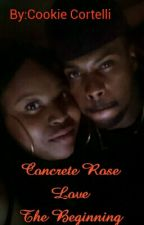 Concrete Rose Love The Beginning by Amendis