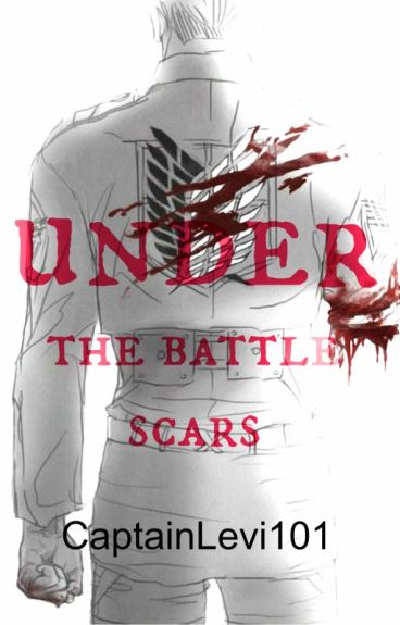 Erwin Smith x Reader-Under the battle scars. (Aot)