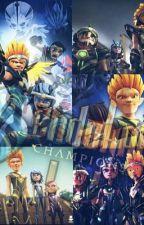 Desafío champions sendokai by cloe10gerrera