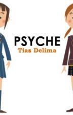 Psyche by literatureslaves