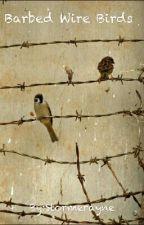 Barbed Wire Birds by Stormerayne