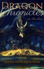 Dragon Chronicles by xili_BlueRose