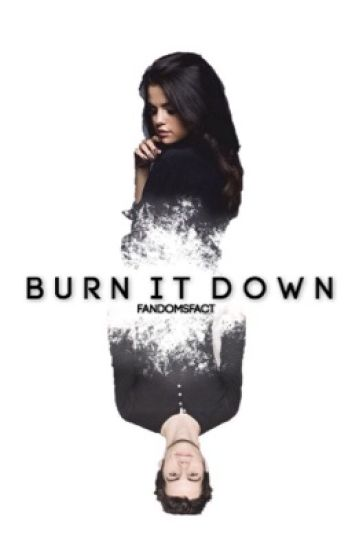burn it down • dylan o'brien