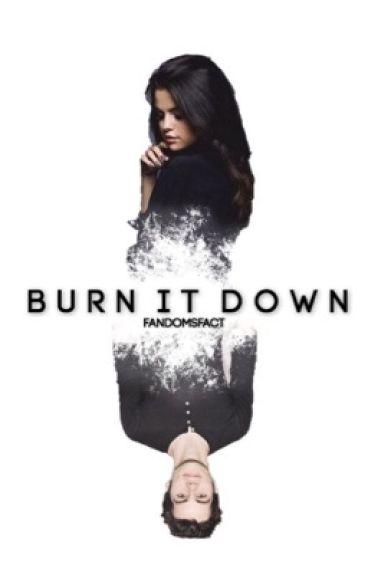 burn it down • dylan o'brien