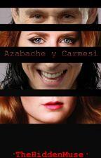 Azabache y carmesí by TheHiddenMuse