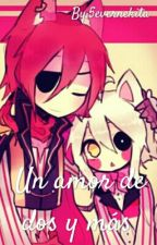 [Foxy x Mangle] Un amor de dos y más by 5evernekita