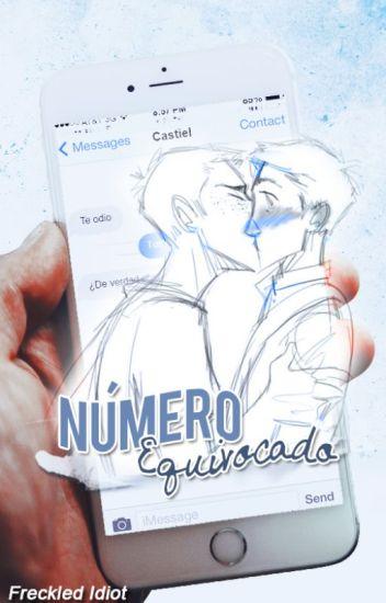 Número Equivocado // Destiel.