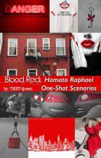 Blood Red: Hamato Raphael one-shot scenarios by TMNT-Queen