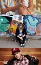 Skater Girl. (Rob Dyrdek Fanfiction) by jay177814