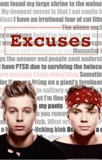 Excuses // Lashton AU by fictionflux