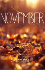 November by SammiLikesTheRain