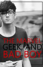 """The Marvel Geek and Bad Boy """"Zarry AU"""" COMPLETED by zarrygaylove"""