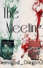 The Meeting -Percy Jackson y Harry Potter by Demigod_Diagon3