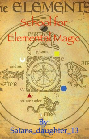 School for Elemental Magic by Satans_daughter_13