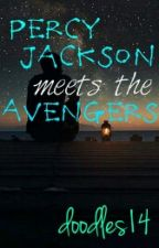 Percy Jackson Meet the Avengers by doodles14