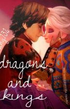 Dragons and vikings ~•hiccelsa~• { Completed } [ book 1 ] by multifandompsycopath