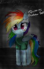 ¿Donde Estoy? ¿Quien Soy yo? ¿Quien es Rainbow Dash? by DrawCraftMLP
