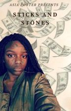 Sticks and Stones (URBAN) by IndigenousQueen