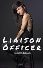 LIAISON OFFICER ✖️ASHTON IRWIN by misschamberlain