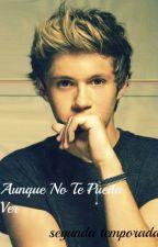 Aunque No Te Pueda Ver 2TNiall Horan by rya2911