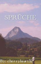 Sprüche by cherryheart32